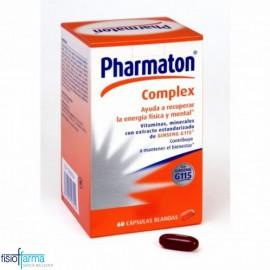 PHARMATON COMPLEX 60 CAP.