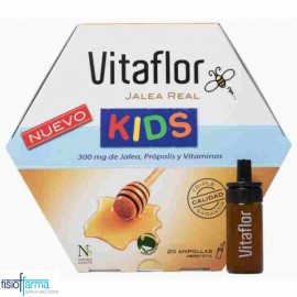 VITAFLOR JALEA REAL KIDS