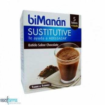 BIMANAN SUSTITUTIVE BATIDO CHOCOLATE