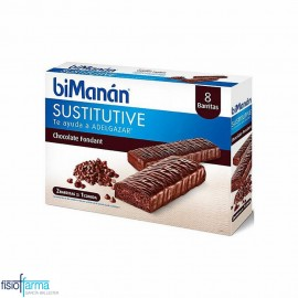 BIMANAN SUSTITUTIVE BARRITAS CHOCOLATE