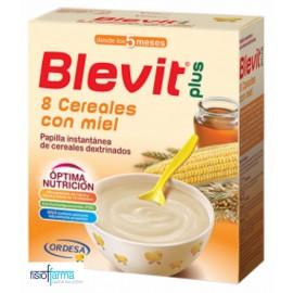 BLEVIT 8 CEREALES CON MIEL
