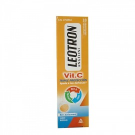 LEOTRON VIT.C 18 comprimidos