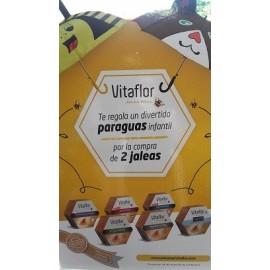 OFERTA VITAFLOR JALEA REAL: 2 UNIDADES + PARAGUAS