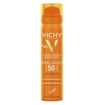 VICHY IDEAL SOLEIL SPF 50. BRUMA ALTA PROTECCIÓN