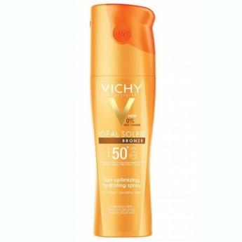 VICHY IDEAL SOLEIL SPF 50. SPRAY ALTA PROTECCIÓN