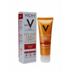VICHY CAPITAL SOLEIL SPF 50. ALTA PROTECCIÓN